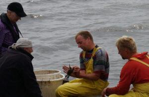 Maak kennis met de vissers van de kust